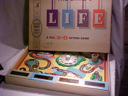 Game of Life invented by Canton native Reuben Klamer.